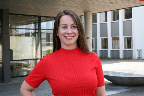 UT PÅ TUR: Sveio-ordfører Linn Therese Erve tenker korte dagsturer i regionen er greit i påsken. Hvis vi tar med risikoen.