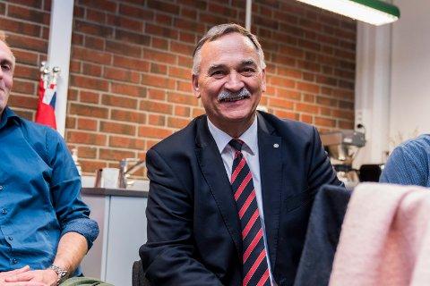 Helge Torheim bekrefter ovenfor Haugesunds Avis at partiet vil prioritere samarbeid med Høyre og sentrumspartiene.
