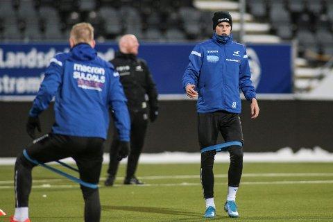 HVA NÅ? Martin Samuelsen er tilbake i West Ham etter låneoppholdet i FKH, men kontrakten hans går ut til sommeren.