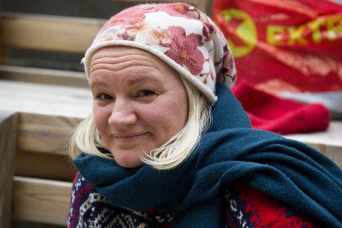 """REGISSØR: Nina Sele blir regissør i år for Mostraspelet """"I slik ei natt"""".. Hun er bømling og bor i Haugesund."""