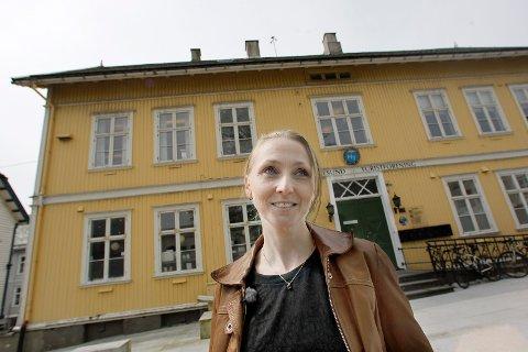 GLAD: Maria Innocent er medlem av hovedstyret for korpsene i Haugesund, og er naturligvis glad for at de varslede kuttene fjernes av politikerne.