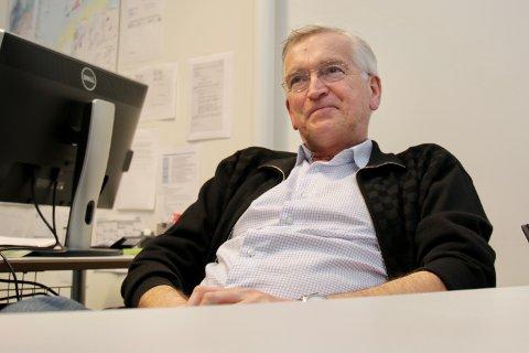 STYRER GJENNOM EN NY KRISE: Finanskriser, konkurs og nå en pandemi har ikke gjort veien enkel for Simsea Real Operations AS. Men administrerende direktør A. Rune Johansen har fortsatt klokkertro på konseptet.