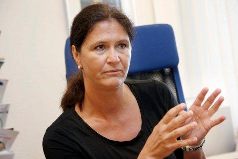 FÅR HEDER: Lege Monika Wiese.