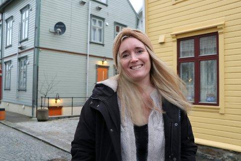 FØLGES AV 34.000: Silje Helen Halleraker fra Haugesund driver nettbutikk og Instagram-konto med 34.000 følgere. Nå er hun ute med et nytt prosjekt.