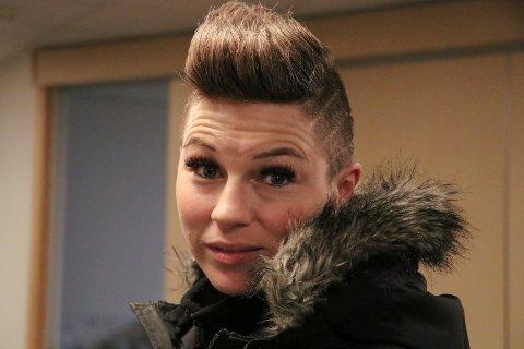 TILHØRER: Tysværbu Elisabeth Odland (35) var tilstede under tirsdagens kommunestyremøte.