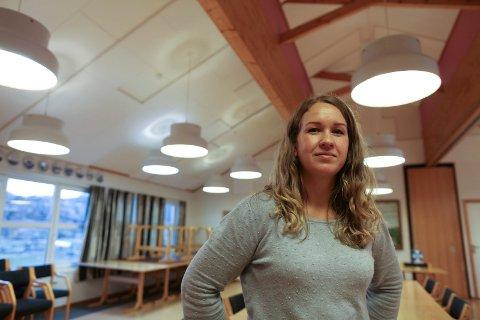 TIL OSLO: Til tross for at Arbeiderpartiet kun fikk tre mandater inn fra Rogaland, får Utsira-ordfører Marte Eide Klovning prøvd seg på Stortinget til våren.