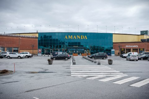 LEGGER NED BUTIKK: Den svenske kleskjeden Polarn o Pyret har solgt barneklær siden 70-tallet. De tre siste årene har de hatt butikk på Amanda Storsenter, men om noen uker er den historie. Arkivfoto.