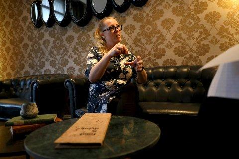 I DIALOG: Hotelldirektør ved Clarion Collection Hotel Amanda, Mai-Lise Holden, har sendt ut permitteringsvarsel og er nå i løpende dialog med de ansatte om situasjonen.