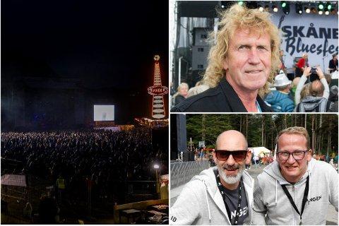 AVLYSER: En rekke festivaler avlyser etter regjeringens beslutning.