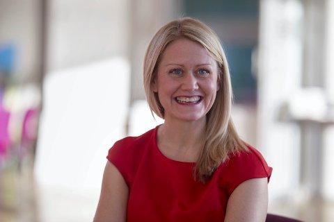 BYTTER JOBB: Astrid Bergmål kommer fra jobben som leder i Virke Reise Utland.