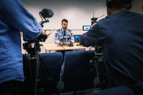 Politiadvokat Sveinung A. Andersen er påtaleansvarlig for drapssaken.