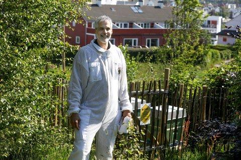 Haugesund 1806 2020 Georg W Reinhardt, bi-røkter og leder av BUP. Hilsen