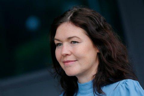 KOMMUNEOVERLEGE: Katrine Marie Haga Nesse i Karmøy.