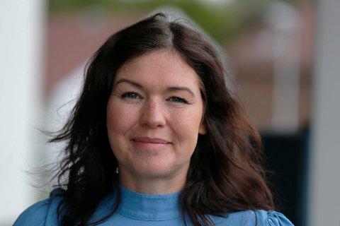 KOMMUNEOVERLEGE: Katrine Marie Haga Nesse i Karmøy kommune.