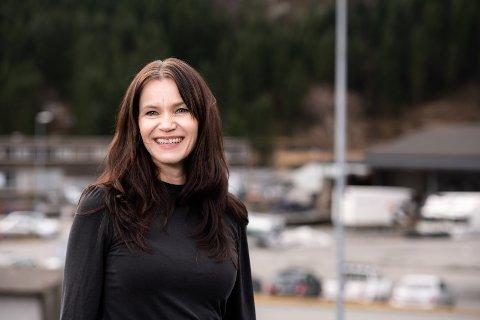 DRIVKRAFT: Laila Steine er daglig leder i Suldal Vekst AS som har ledet prosessen for å bli godkjent som bærekraftig reisemål.