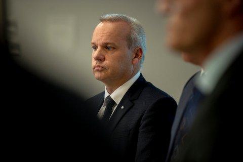 Anders Opedal tar over som konserndirektør for Equinor 2. november. Foto: Carina Johansen / NTB scanpix
