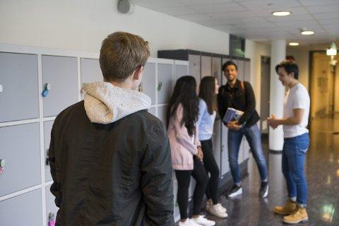 KOMMER TIL KORT: Gjennom skoleløpet kommer altså guttene til kort og stiller bak jentene når studier og arbeidsliv skal påbegynnes, skriver Anders Lorentz. 8Ill.foto: NTB SCANPIX