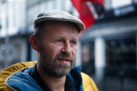 STENGT: Jan Helge Johannesen eier Dikselen, som knapt har holdt åpent det siste året.