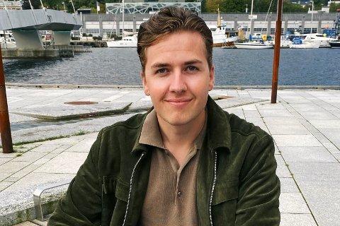 Nils Christian Sørhaug var en av fem da koronasmitten begynte å spre seg i et ungdomsmiljø på Haugalandet i sommer.