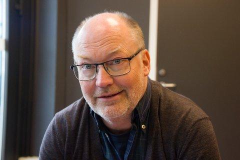 I RETUR: Økonomisef Atle Myklebust får beholde kompesasjonspengene fra Kulturrådet.