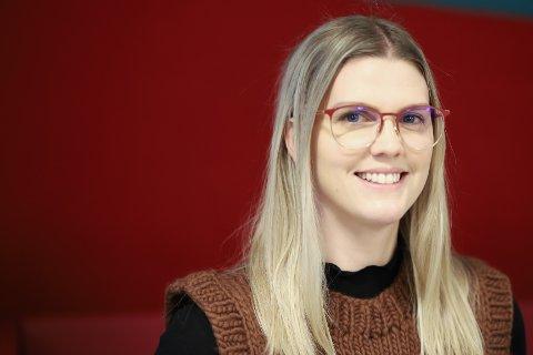 PÅ NETT: - VI ønsker å være fleksible og nå tidlig ut til folk med dette tilbudet, forteller Camilla Jansen.