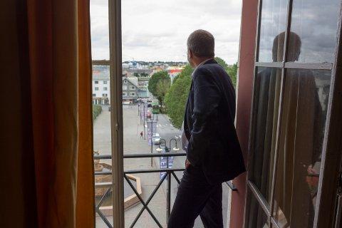 VIRUS: Bare timer før tiltakene til kommuneledelsen og ordfører Arne-Christian Mohn oppheves, kommer meldingen om smitteøkning i Haugesund.
