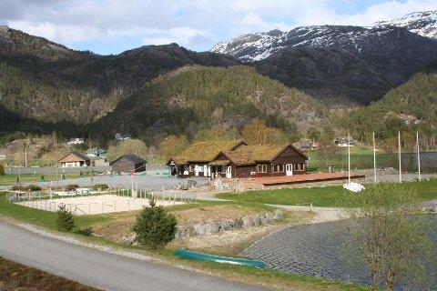 STENGT: Campingplassen ved Rullestadvatnet ser ut til å få nye eiere etter to konkurser de siste tre årene.