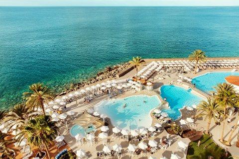 SYDEN: Mange vil vil Grand Canaria i høst.