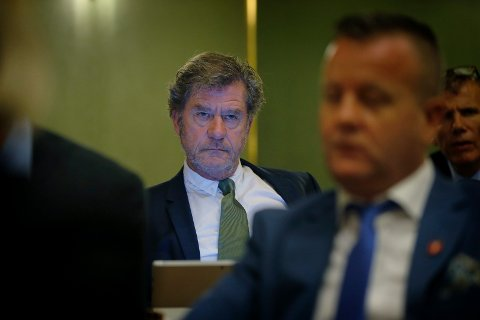 FREMSKYNDET: Gudvin Selsås  (H) leder kontrollutvalget som har bestilt en forvaltningsrevisjon knyttet til vold og trusler i skolen.