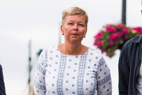 TILTALT: Stortingsrepresentant Hege Haukeland Liadal fra Haugesund.