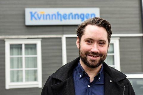 Peder Sjo Slettebø gir seg som journalist, og skal begynna i ny jobb som sjef for eit nytt selskap.