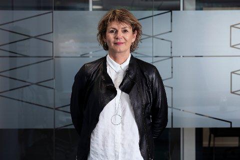 BEKYMRET: Heidi Pansegrau, avdelingsleder Fosterhjemstjenesten avdeling Haugesund.