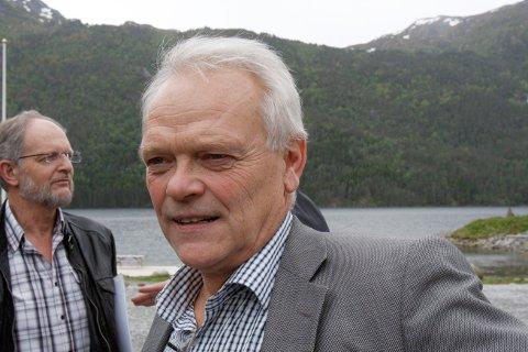 Elling Hetland er styreleder i Haugaland Brann og Redning IKS.