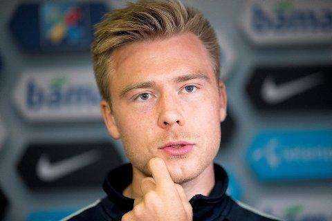 AVSLUTTET: Brann har avsluttet dialogen med Alexander Søderlund.
