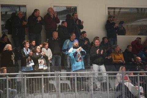 GENERALPRØVE: Seagulls-fansen kan se laget i aksjon på hjemmebane i helgen.