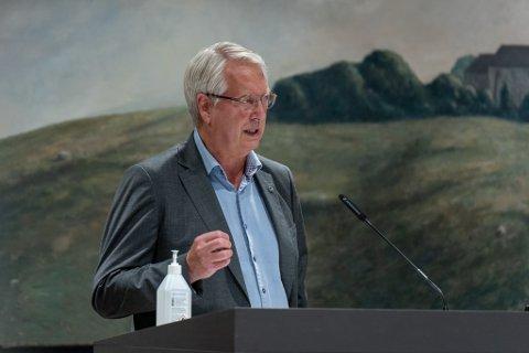 REAGERER: Jan Birger Medhaug er en av flere politikere som reagerer og ber om endring.