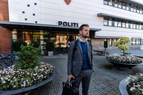 ANKER KJENNELSEN: Advokat Stian Kristensen sier siktede vil anke kjennelsen.