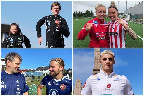 ACTION: I helga kan du både se UM i fridrett, Avaldsnes, Åkra og Christos Zafeires i aksjon for G18-landslaget direkte på  h-avis.no. Pluss mye, mye mer.