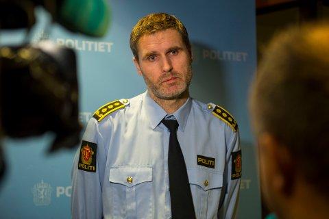 VURDERER ALLE TIPS: Politiadvokat Fredrik Soma.