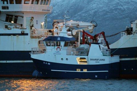 Slipens første nybygg på 13 år: Skarsfjord.