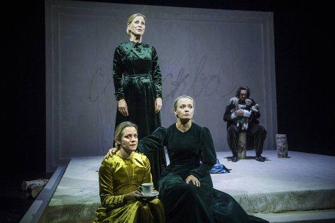 Nordland Teater med oppsetningen av «Tre Søstre» av Anton Tsjekhov i Kulturbadet.