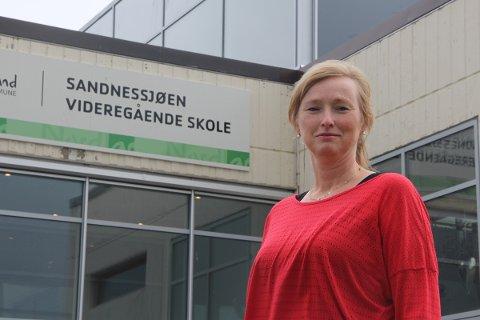 Sylvi Halseth blir rektor ved Brønnøysund videregående.