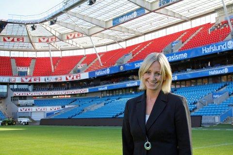 Hege Jørgensen fra Selvær er ansatt som daglig leder for Serieforeningen for Kvinnefotball.