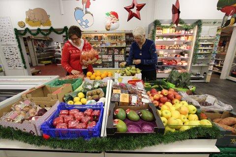 Vika Handel på Handnesøya må ut med gebyr forbi butikken har bestilt varer for mindre enn 1.500 kroner.