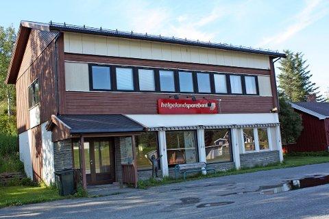 Helgeland Sparebank legger ned Onøy-kontoret.