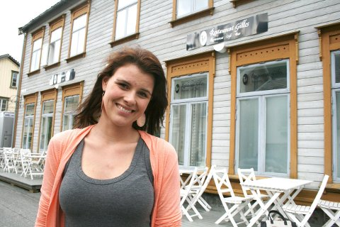 Positiv: Laila Olderskog, daglig leder i «Vi vil heim» er glad for positiv utvikling i Vefsn kommune, foto: Christoffer Engås