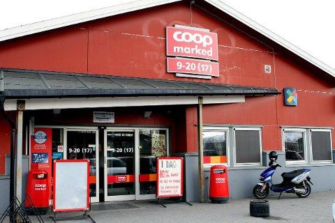 ØKER OMSETNINGEN: Coop Marked i Leirfjord fryktet Toventunnelen skulle ha en negativ effekt på omsetningen, men kan vise til gode tall det siste året. Arkivfoto