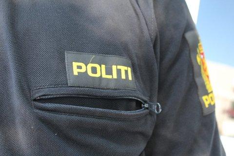 Politi illustrasjon