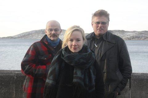 ØVERST: Ingeborg Steinholt er igjen listetopp for Rødt i Nordland.