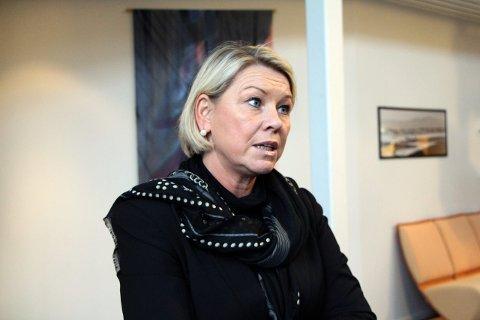 Kaller inn: Næringsminister Monica Mæland (H) kaller direktøren i Statsbygg og Brønnøysundregistrene inn til møte fredag. Foto: Hildegunn Nielsen Tjøsvoll